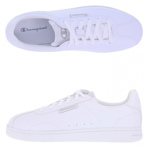 5a28de6364fadb Champion Rally Court Mens White Shoes